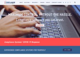 compliancesystems.com