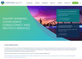 compliancy-services.co.uk