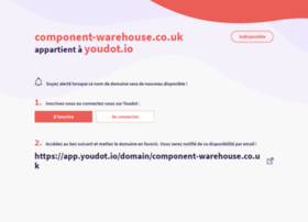 component-warehouse.co.uk