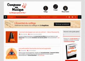 composer-sa-musique.fr