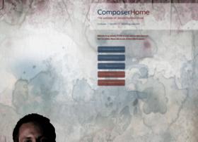composerhome.com