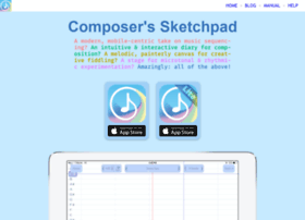 composerssketchpad.com
