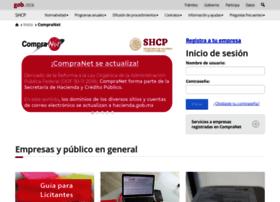 compranet.funcionpublica.gob.mx