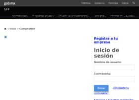 compranet.gob.mx
