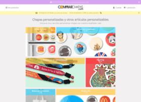 comprarchapas.com