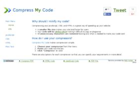 compressmycode.com