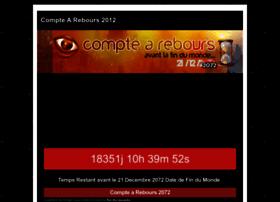 compte-a-rebours-2012.com