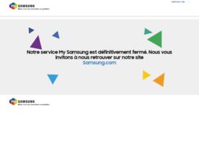 compte.samsung.fr