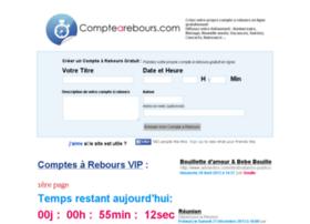 comptearebours.com