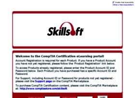 comptiacertificationelearning.skillport.com