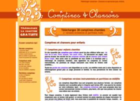 comptines.brunocoupe.com
