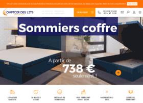 comptoir-des-lits.com