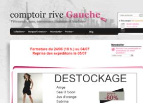 comptoirrivegauche.com
