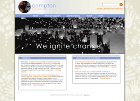 comptonfoundation.org