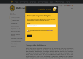 comptroller.baltimorecity.gov
