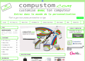 compustom.com