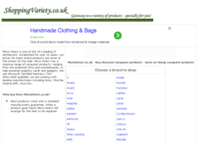 computer-components-online.shoppingvariety.co.uk