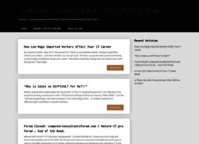 computerconsultantsforum.com
