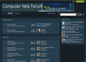computerhelpforum.org