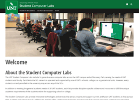 computerlabs.unt.edu
