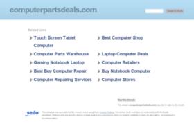 computerpartsdeals.com