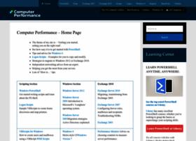computerperformance.co.uk