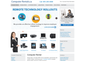 computerrentals.ca