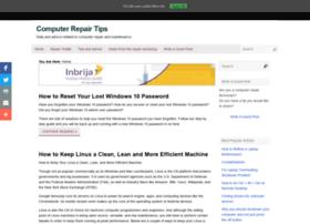 computerrepairtips.net
