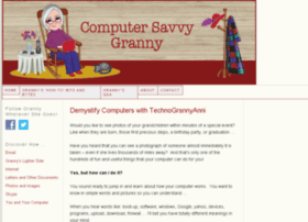 computersavvygranny.com