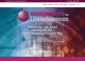 computersinlibraries.infotoday.com