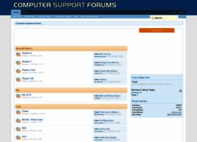 computersupportforums.com