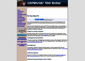 computertooslow.com