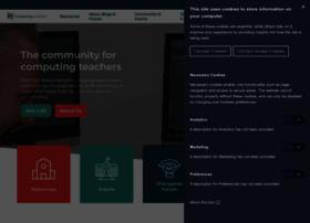 computingatschool.org.uk