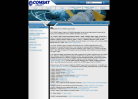 comsat-history.org