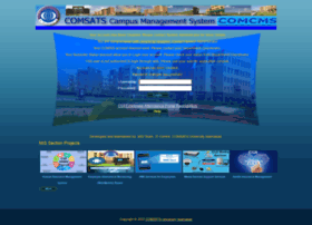 comsis.edu.pk