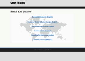 comtrend.com