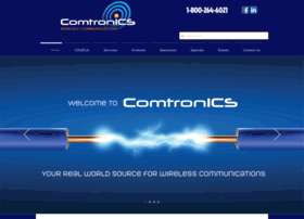 comtronicsnow.com