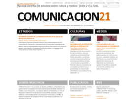 comunicacion21.com