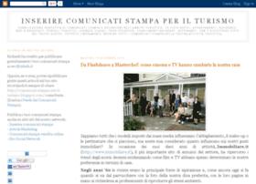 comunicati-stampa-per-il-turismo.blogspot.com