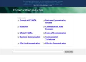 comunicationline.com