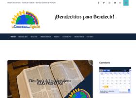 comunidaddelagracia.com.ve