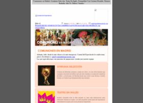 comuniones-en-madrid.centraldelespectaculo.com