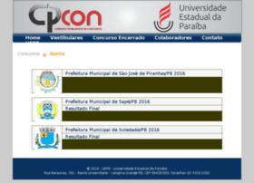 comvest.uepb.edu.br