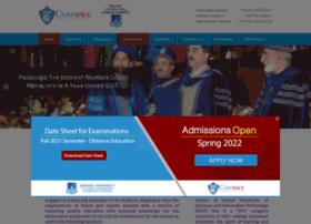 comwave.edu.pk
