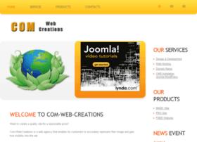 comwebcreations.com