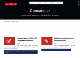 concatenar.com.br