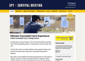 concealedcarryacademy.com