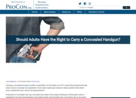 concealedguns.procon.org