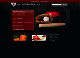 concealedholsters.com