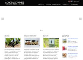 concealedwines.com
